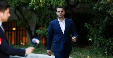 «Μια γροθιά» Ελλάδα - Κύπρος: Κυρώσεις στην Τουρκία αν έκανε γεώτρηση στην ΑΟΖ - Κεντρική Εικόνα