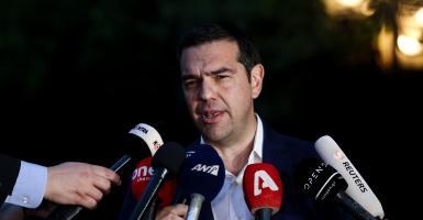 «Καμπανάκι» Τσίπρα στην Τουρκία: Όποιος παραβιάσει τα κυριαρχικά δικαιώματα Ελλάδας και Κύπρου θα έχει συνέπειες - Κεντρική Εικόνα