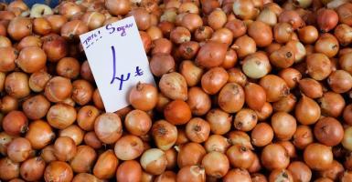 Η τιμή των κρεμμυδιών στριμώχνει τον Ερντογάν - Κεντρική Εικόνα