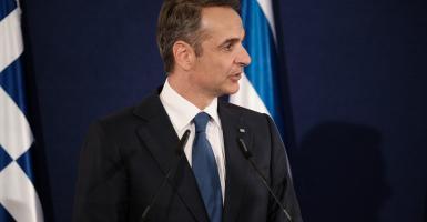 «Διορθωτικές κινήσεις» στην κυβέρνηση προαναγγέλλει ο Μητσοτάκης - Κεντρική Εικόνα