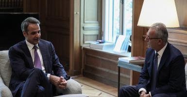 Μητσοτάκης: Ελλάδα-Κύπρος είναι στις προτιμήσεις των διεθνών επισκεπτών επειδή κέρδισαν το στοίχημα του κορωνοϊού - Κεντρική Εικόνα