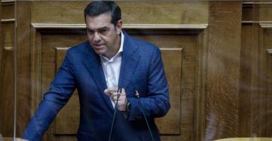 Πρόταση δυσπιστίας κατά Σταϊκούρα για τον πτωχευτικό κατέθεσε ο Τσίπρας - Κεντρική Εικόνα