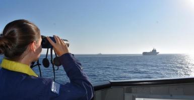 Απειλή σύρραξης στην Αν. Μεσόγειο: Ο χρόνος τελειώνει για την ΕΕ - Κεντρική Εικόνα