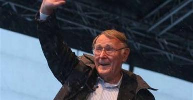 Ο δισεκατομμυριούχος μίστερ ΙΚΕΑ ζει σαν συνταξιούχος του ΤΕΒΕ - Κεντρική Εικόνα