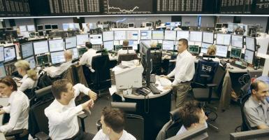 Η ΕΚΤ ανέβασε τις ευρωαγορές - Κεντρική Εικόνα