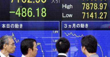 Σταθεροποιητικές τάσεις στο Τόκιο - Κεντρική Εικόνα