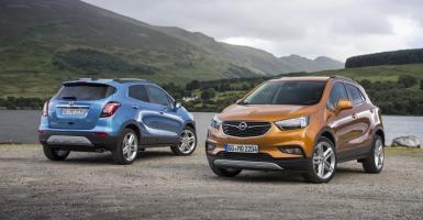 Πρώτη παρουσίαση στην Ελλάδα του νέου Opel Crossland X (photo+video) - Κεντρική Εικόνα