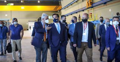 Θεσσαλονίκη: Άνω των 100 εκατ. ευρώ η επένδυση της Pfizer - Κεντρική Εικόνα
