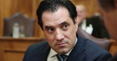 Γεωργιάδης: Είναι ντροπή ο πρωθυπουργός να χρησιμοποιεί εθνικά θέματα για προεκλογικούς λόγους - Κεντρική Εικόνα
