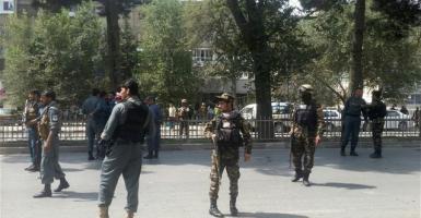 Καμπούλ: Νεκροί 15 στρατιώτες από επίθεση αυτοκτονίας - Κεντρική Εικόνα