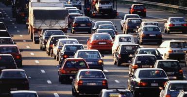 Ομαλή η κυκλοφορία των οχημάτων στους αυτοκινητόδρομους  - Κεντρική Εικόνα