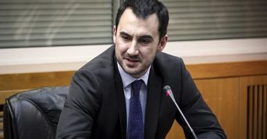 Χαρίτσης: Το Ελληνικό σηματοδοτεί το πέρασμα της χώρας στην περίοδο ανάπτυξης - Κεντρική Εικόνα