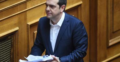 Il Manifesto: Ο Αλ. Τσίπρας μπήκε στον πειρασμό να πάει σε εκλογές τον Μάιο - Κεντρική Εικόνα