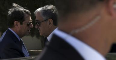 Κύπρος: «Όχι» στην πρόταση Ακιντζί για συνδιαχείριση φυσικών πόρων λέει το Συμβούλιο Αρχηγών - Κεντρική Εικόνα