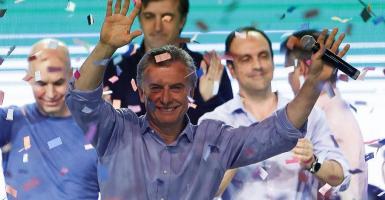 Ευρεία νίκη για τον κυβερνητικό συνασπισμό στις ενδιάμεσες εκλογές στην Αργεντινή - Κεντρική Εικόνα