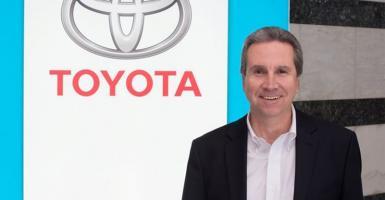 Α. Αραβανής (Toyota Eλλάς): Έρχεται η... κοινοκτημοσύνη του αυτοκινήτου!  - Κεντρική Εικόνα
