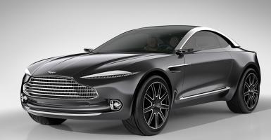 Και η Aston Martin με SUV - Κεντρική Εικόνα