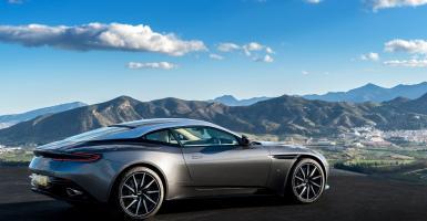 Απογοητευτικό το ντεμπούτο της Aston Martin στο Χρηματιστήριο του Λονδίνου - Κεντρική Εικόνα
