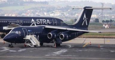 Στο χείλος του γκρεμού η Astra Airlines - Αβέβαιο το μέλλον για 100 εργαζόμενους - Κεντρική Εικόνα