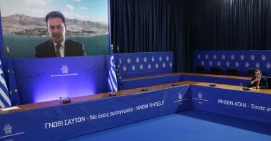 Αθανασίου: «Πράσινο» στο Ελληνικό τις επόμενες τρεις εβδομάδες από το Υπ. Οικονομικών - Κεντρική Εικόνα