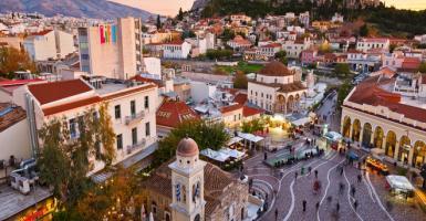Η Αθήνα ακριβαίνει, οι Αθηναίοι...φτωχαίνουν (πίνακες) - Κεντρική Εικόνα