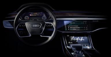 Η Audi μεταμορφώνει το αυτοκίνητο σε μια πλατφόρμα εμπειριών εικονικής πραγματικότητας - Κεντρική Εικόνα