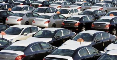 Αυξήθηκαν οι πωλήσεις αυτοκινήτων  - Κεντρική Εικόνα