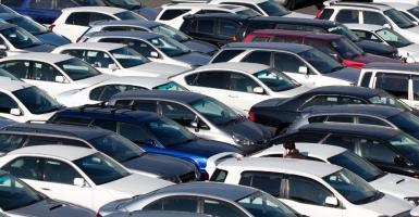 Αύξηση 13% κατέγραψε τον Οκτώβριο η αγορά του αυτοκινήτου - Κεντρική Εικόνα