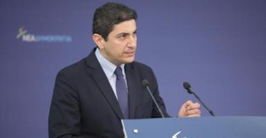 Αυγενάκης: Η ΝΔ είναι η παράταξη που διαχρονικά στηρίζει την ευρωπαϊκή προοπτική της χώρας - Κεντρική Εικόνα