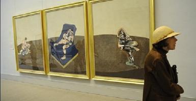 Βρέθηκαν τρεις πίνακες του Φράνσις Μπέικον που είχαν κλαπεί - Κεντρική Εικόνα