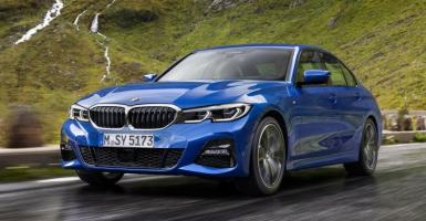 Παρουσιάστηκε η νέα BMW Σειρά 3 - Κεντρική Εικόνα