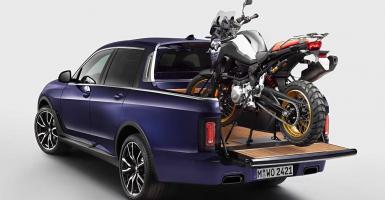 BMW X7 Pick-up Concept: Ένα «καθημερινό» αυτοκίνητο - Κεντρική Εικόνα