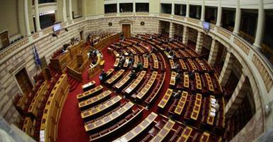 Ως επείγον ψηφίζεται το ν/σ για την σύμβαση παραχώρησης του ΟΛΘ - Κεντρική Εικόνα