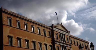 Επιβεβαιώθηκε η βαθιά ύφεση λόγω πανδημίας- Πτώση 8,2%του ΑΕΠ στην Ελλάδα το 2020 - Κεντρική Εικόνα