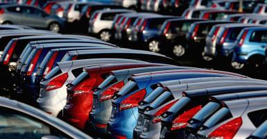 ΕΕ: Μειώθηκαν οι πωλήσεις των αυτοκινήτων στο δίμηνο του 2021 - Κεντρική Εικόνα