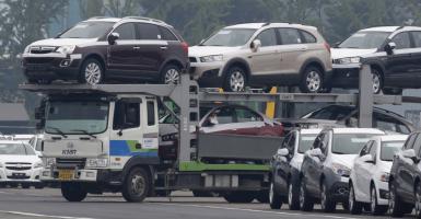 Άλμα 23,8% στις πωλήσεις αυτοκινήτων στην Ν. Κορέα - Οι 5 κορυφαίες μάρκες - Κεντρική Εικόνα