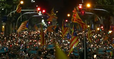 Βαθαίνει η καταλανική κρίση - Κεντρική Εικόνα