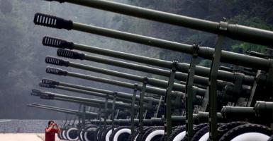 Κίνα: Η δεύτερη μεγαλύτερη κατασκευάστρια όπλων του κόσμου - Κεντρική Εικόνα