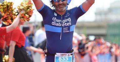 Αλέξανδρος Χριστοδούλου: Ο διαβητικός τριαθλητής που διακρίνεται στον αθλητικό αλλά και τον «επιχειρηματικό στίβο»  - Κεντρική Εικόνα