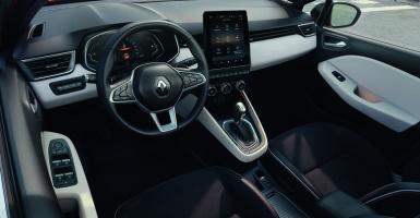 Η Renault αποκαλύπτει το σαλόνι του νέoυ Clio - Κεντρική Εικόνα