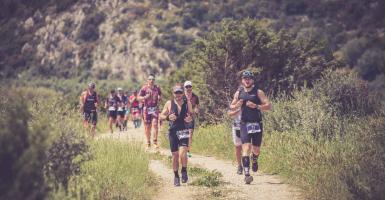 Ironman 70.3 Greece-Costa Navarino: Δυναμικό ξεκίνημα του μεγαλύτερου τριάθλου στην Ελλάδα - Κεντρική Εικόνα