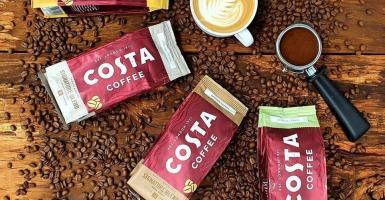 «Σφήνα» της Coca Cola 3Ε στην αγορά του καφέ - Φέρνει στην Ελλάδα τα Costa Coffee - Κεντρική Εικόνα