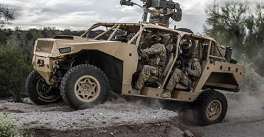 DAGOR: Το νέο υπερελαφρύ όχημα μάχης που ετοιμάζεται να σαρώσει την διεθνή αγορά - Κεντρική Εικόνα