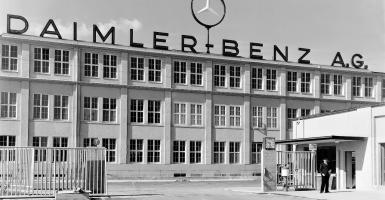 Daimler: Κάτω των εκτιμήσεων τα κέρδη β' τριμήνου - Κεντρική Εικόνα