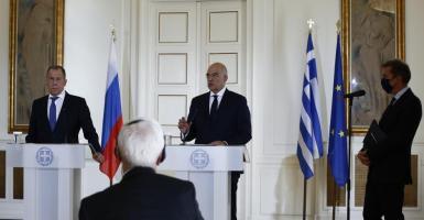 Μήνυμα Λαβρόφ-Δένδια στην Τουρκία: Δικαίωμα της Ελλάδας η επέκταση στα 12 ναυτικά μίλια - Κεντρική Εικόνα