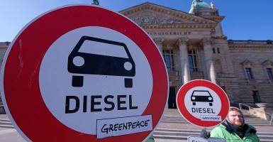 Υπό... διωγμό τα ντιζελοκίνητα στην ΕΕ - Stop σε Ρώμη και Βαρκελόνη - Κεντρική Εικόνα