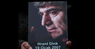 Τουρκία: Επτά καταδίκες για τη δολοφονία του δημοσιογράφου Χραντ Ντινκ - Κεντρική Εικόνα