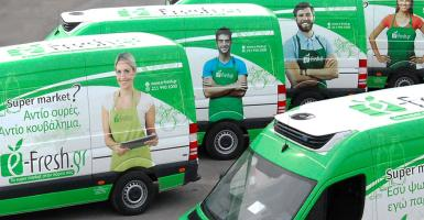 H AB Bασιλόπουλος «χτυπά» το ηλεκτρονικό κατάστημα e-fresh - Κεντρική Εικόνα