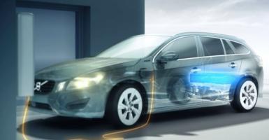 Η Volvo θέλει να μειώσει κατά 40% τις εκπομπές CO2 μέχρι το 2025 - Κεντρική Εικόνα