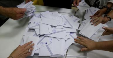 Η ιστορία των εκλογών στην Ελλάδα - Κεντρική Εικόνα